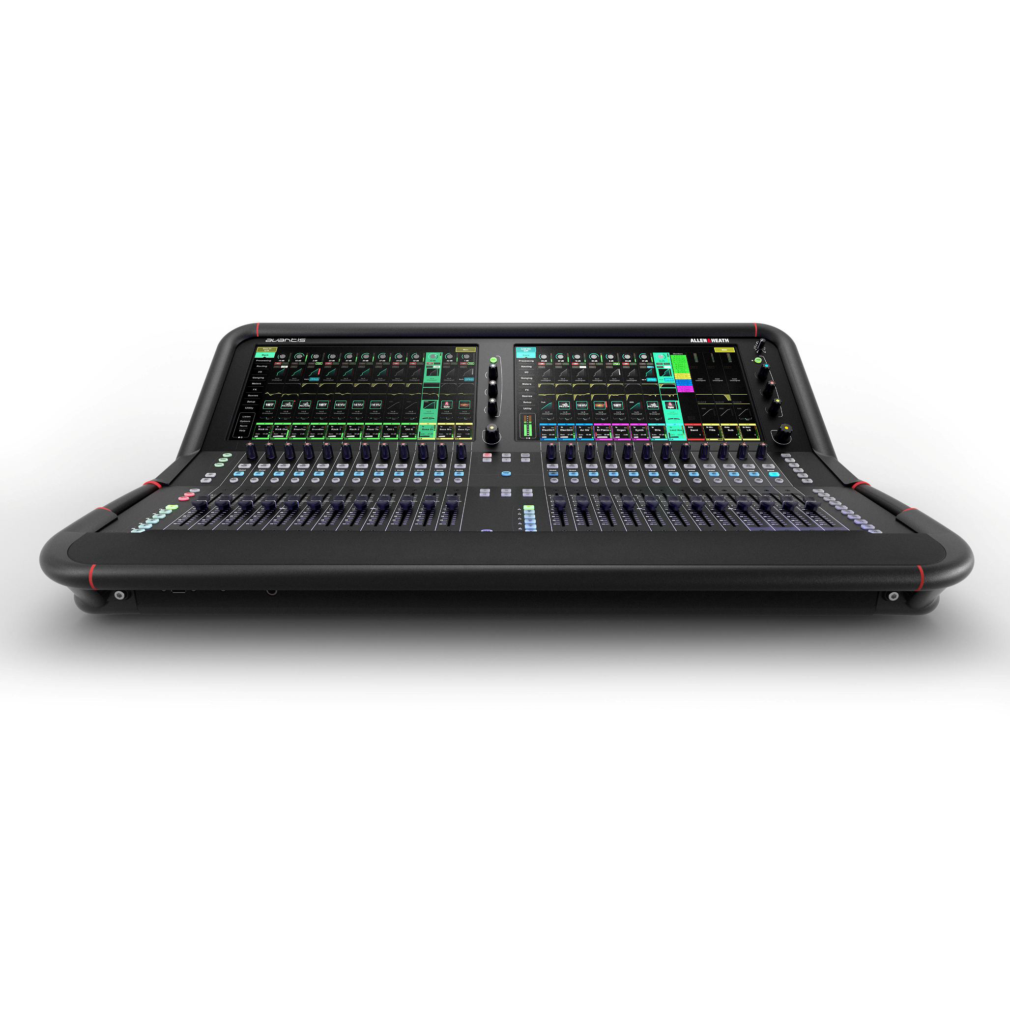 Allen and Heath Avantis Console