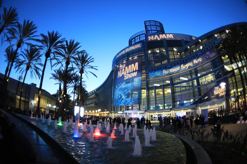 NAMM 2020 – the Low-Down of Who, What, Where and When to see it at this year's NAMM Show